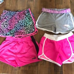 Other - Lot of 4 Girls Size 10/12 Shorts
